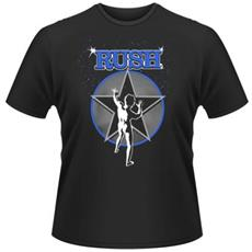 T-Shirt Rush - 2112 Unisex Nera S 803341307681