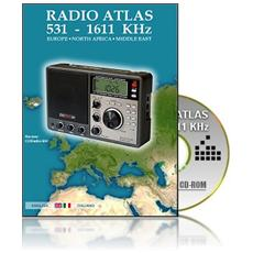 Software Su Cd-Rom: Radio Atlas 531-1611 Khz