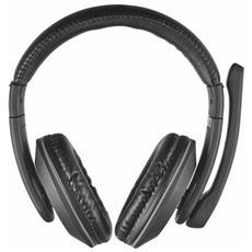 Reno comode cuffie over-ear con controllo volume integrato e microfono regolabile