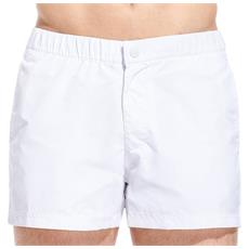 Costume Uomo Elastico Nuovo Arcobaleno Bianco Xl
