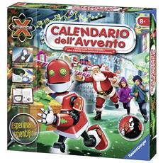 RVB18903 Science X maxi - Calendario Dell'Avvento - Salva il Natale