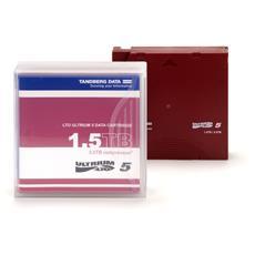 LTO Ultrium 5, LTO, 2:1, 1000000 Passes, 1500 GB, 3000 GB, 280 MB / s