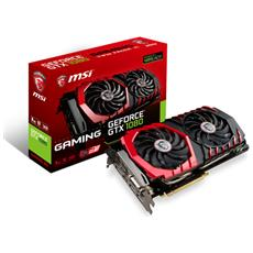 MSI - GeForce GTX 1080 8 GB GDDR5X Pci-E DisplayPort x 3...