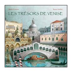 Les trésors de Venise. Libro pop-up