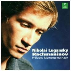 Rachmaninov - Lugansky - 10 Preludi Op 23 - 6 Momenti Op 16