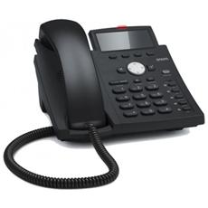 D305 Telefono voip 5 tasti LED