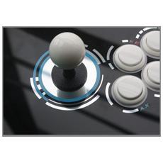 Joystick Fightstick Professionale Qanba Q4 Raf Xbox360 / ps3 / pc 3in1 Joystick Nero