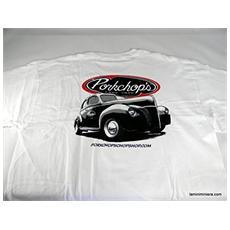 G0104703 T-shirt Pork Chop 40 Ford Xl / l Modellino