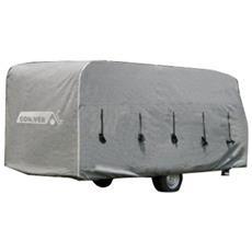 Caravan Guard Copertura Per Roulotte Mod. C Da Mt 5.11 A Mt 5.60 Invernale