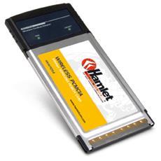 PCMCIA Wireless 54Mb