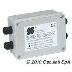 Scatola relais 24 V