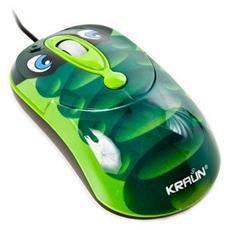 Mouse Kraun Baby Zoo - Caterpillar.
