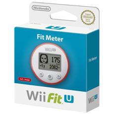 Wii U Fit Meter Red