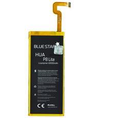 Batteria Huawei P8 Lite 2200 Mah Li-ion Blue Star Premium