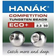 Testine Tungsteno Bead Eco + 3,8 Unica Grigio