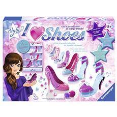RVB18707 So Styly - I Love Shoes Maxi