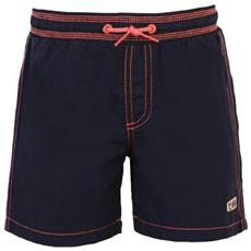 K Villa Solid 1 Blu Marine Boardshort Bambino Tg. Anni 14a