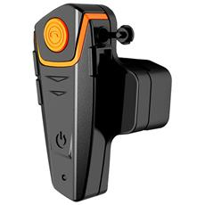 Bluetooth V 3.0 + Edr Auricolare Fm Radio Interphone Impermeabile Per Wired Wireless Casco