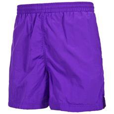 Lamium Costume Pantaloncino Uomo (l) (viola)