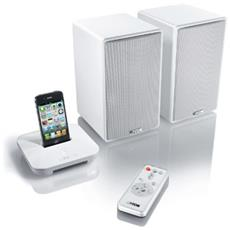 Starter Pack Dock Duo, iPhone, iPod, iPod, iPhone, Nero, Digitale