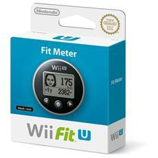 Wii U Fit Meter Black
