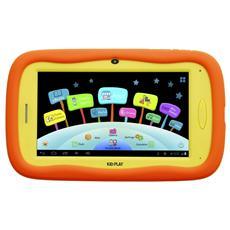 "Kid Play 7"" 1 Ghz Cover Colore Arancione"