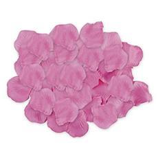 Petali Rose in Poliestere Rosa quantità 144
