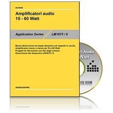 Software Su Cd-Rom Raccolta: Amplificatori Audio 15-60W