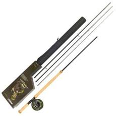 Elite Fishing Kit 14' Coda 9/10 Unica