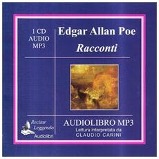 Racconti. Audiolibro. CD Audio formato MP3