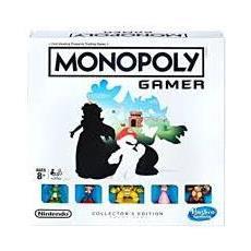 Giochi da Tavolo Monopoly Gamer Collector