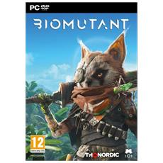 THQ - PC - Biomutant - Day one: 2018