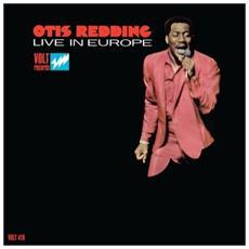 Otis Redding - Live In Europe (50Th Anniversary)