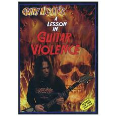Gary Holt - A Lesson In Guitar Violence