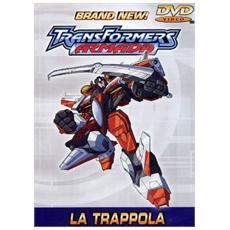 Dvd Transformers Armada #06