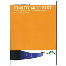 Equality and justice. Sexual orientation and gender identity in the XXI century