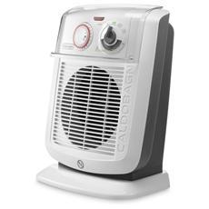 HBC3052T Termoventilatore Caldobagno Potenza Massima 2200 Watt Colore Bianco