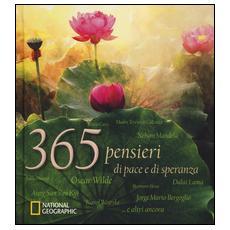 365 pensieri di pace e speranza