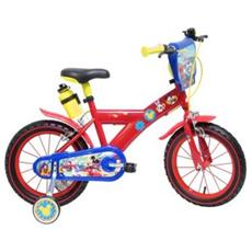 Bicicletta Mickey Mouse 16 25141
