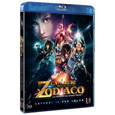 I Cavalieri Dello Zodiaco - La Leggenda Del Grande Tempio (Blu-ray)