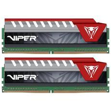 Ram Dimm Ddr4 8gb (2x4gb) Dc 2800mhz Viper Elite Red