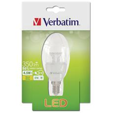 Led Candle E14 4.5w-30w Nd 2700k 350lm Clear