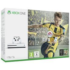 Console Xbox One S 1 TB + Gioco Fifa 17 Limited Bundle