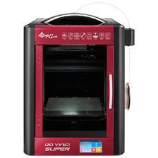 Stampante 3D Da Vinci Super ABS / PLA / TPE Wi-Fi USB