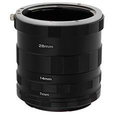McroTbeEOS adattatore per lente fotografica