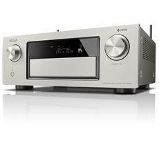 AVR-X6300H, Surround, 10 - 10000 Hz, 3,5 mm, RCA, 3.5mm, Con cavo e senza cavo
