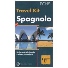 Travel kit spagnolo. Con CD Audio