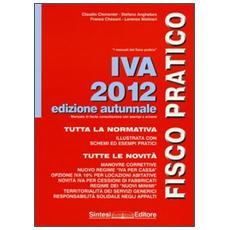IVA 2012. Ediz. autunnale