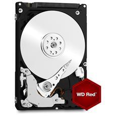 "Hard Disk per NAS WD Red 750 GB 2,5"" Interfaccia Sata III 6 GB / s Buffer 16 MB Intellipower"