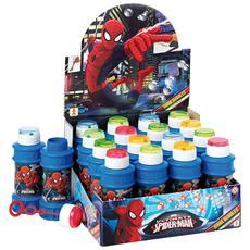Bolle di sapone maxi Spiderman (Conf. 16pz) 514000